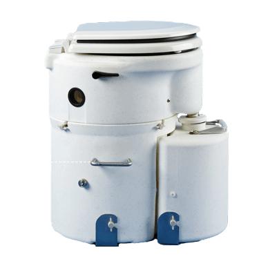 Air Head Marine Toilet
