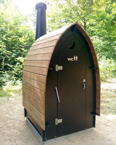 Kazuba KL1 Cabin and Toilet