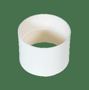 Separett Straight Connector Pipe 75mm