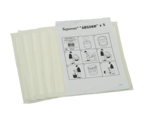 Separett Absorbant Papers