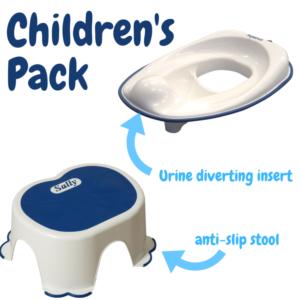 Separett Childrens Pack