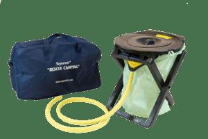 Separett Rescue Camping Toilet