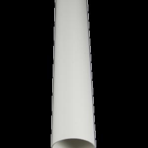 75mm diamater vent pipe - 400mm long
